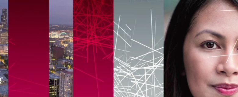 McAfee General Session Visuals 2