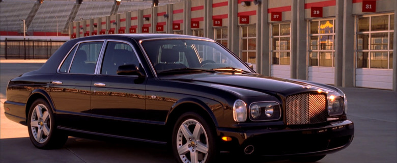 """""""Arnage T: The Ultimate Driver's Bentley"""" Panavision Super 35mm Feature Film"""