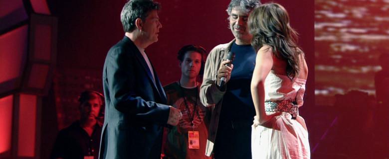 JCPenney JAM Artist Portrait: Andrea Bocelli