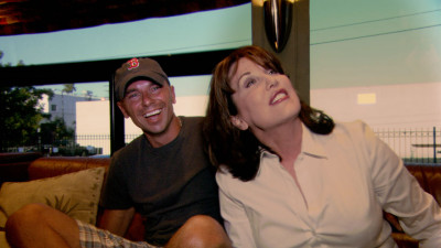 JCPenney JAM Backstage fun: Kenny Chesney