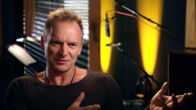JCPenney JAM Artist Portrait: Sting