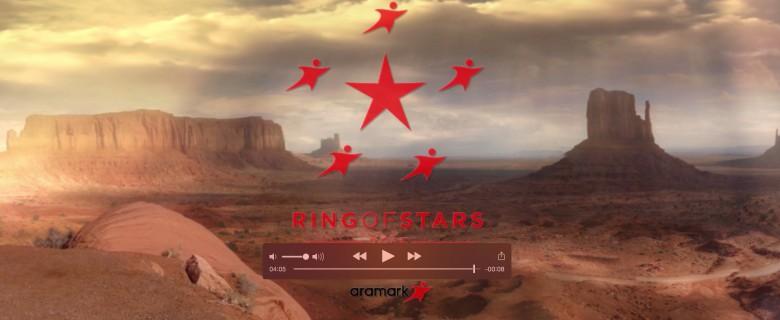 Aramark Ring of Stars 2015