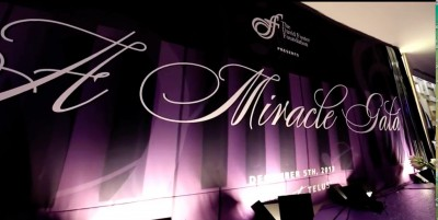 Save the Date 2015 Toronto David Foster Foundation Miracle Gala & Concert